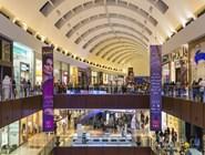 Dubai Mall - cамый большой торговый центр Восточного полушария