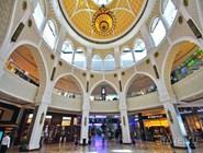 Один из залов Dubai Mall