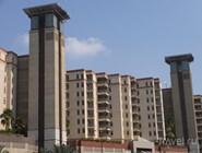 Архитектура комплекса Al Ghurair City Shopping Mall