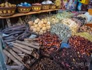 Рынок специй в Дейре