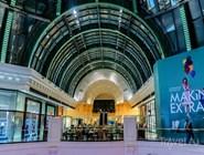 Интерьер Mall of the Emirates