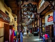 Madinat Souk в районе Madinat Jumeirah Hotel