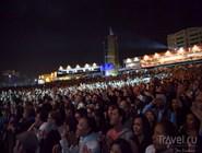 Зрители Дубайского международного джаз-фестиваля