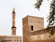 Дубайский музей на территории форта Аль-Фахиди