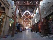 Старый рынок в Бар-Дубай