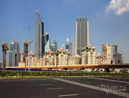Al Murooj Rotana Hotel на Financial Centre Road