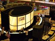 Armani Cafe  в  комплексе Dubai Mall