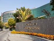 Meydan Hotel на территории Meydan Horse Racecourse
