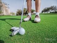 Для игры на полях дубайских гольф-клубов не обязательно быть их членом