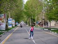 Центральную улицу Анапы, улицу Горького, сделали пешеходной зоной