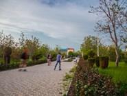 Парк Ореховая роща, расположенный на окраине города, пользуется большой популярностью у местных жителей