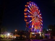 Колесо обозрения в парке  30-летия Победы