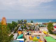 Вид на парк 30-летия Победы