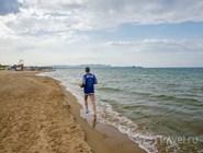 Пляжи Джемете растянулись на много километров