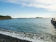 Вид на Утришский маяк