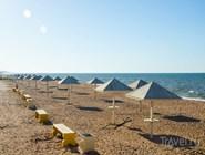 """Пляж """"Посейдон"""" в Пересыпи"""