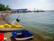 """Прокат гидроциклов на пляже """"Высокий берег"""""""