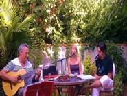 В Le Boatel проводятся концерты