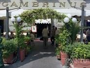 Вход в Gran Caffe Gambrinus