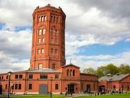 Водонапорная башня - музей воды