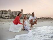 Семейный отдых на St. Regis Beach