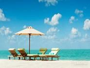St. Regis  Beach на острове Saadiyat