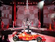 Шоу в парке развлечений Ferrari World