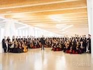 Испанский оркестр Sinfónica de Galicia