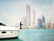 Побережье в Абу-Даби