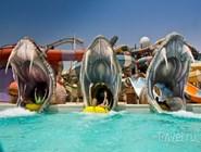 Водные развлечения в парке Yas WaterWorld
