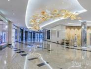 Один из холлов Etihad Towers