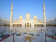 Великая Мечеть шейха Зайда