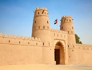 Форт Jahili в Аль-Айне