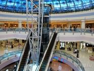 Многоэтажный торговый комплекс Marina Mall