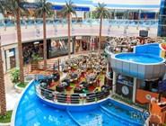 Интерьер торгово-развлекательного комплекса Marina Mall