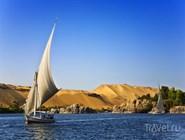 Нил в окрестностях Асуана