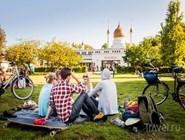 Пикник в Фолькетс Парке