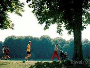 Пильдаммспаркен - самый большой парк Мальмё