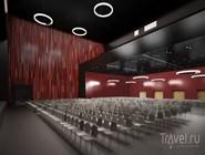 Большой конгресс-зал в Clarion Hotel & Congress Malmo Live