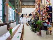 Детские мастер-классы в Moderna Museet