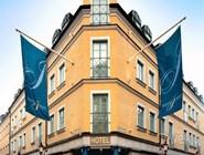 Здание отеля Master Johan