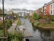 Набережные, мосты и каналы Аугустенборга