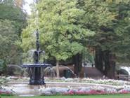 Фонтан в Kungsparken