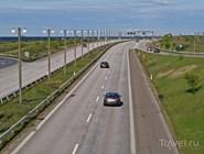 Автомобильная дорога в сторону Мальмё