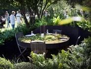 Экспозиция Malmö Garden Show