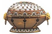 Пасхальное яйцо, изготовленное Карлом Фаберже. Фото: center.rusmuseum.ru