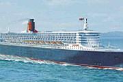 Лайнер Queen Mary II. Фото: globalsecurity.org