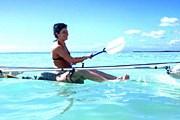 Прозрачная лодка. Фото: clearbluehawaii.com