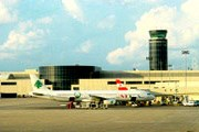 Аэропорт Бейрута и самолет ливанской авиакомпании Middle East Airlines. Фото: Airliners.net