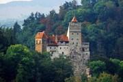 Замок Бран. Фото: Google.com